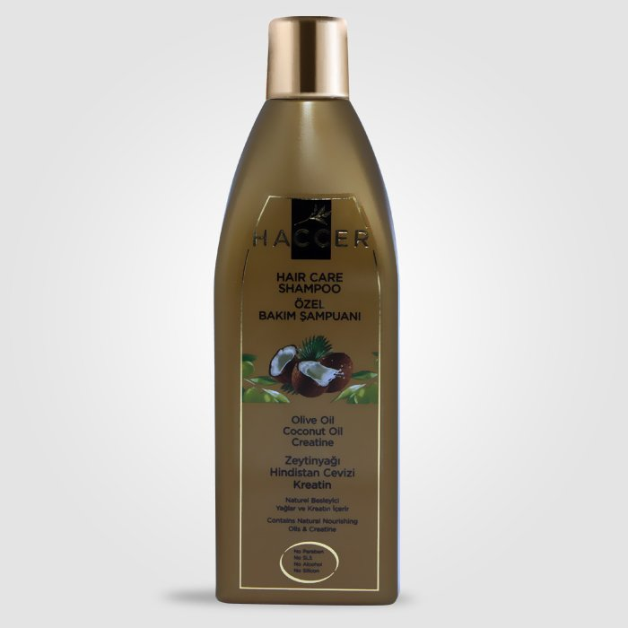 Haccer Hair Care Shampoo