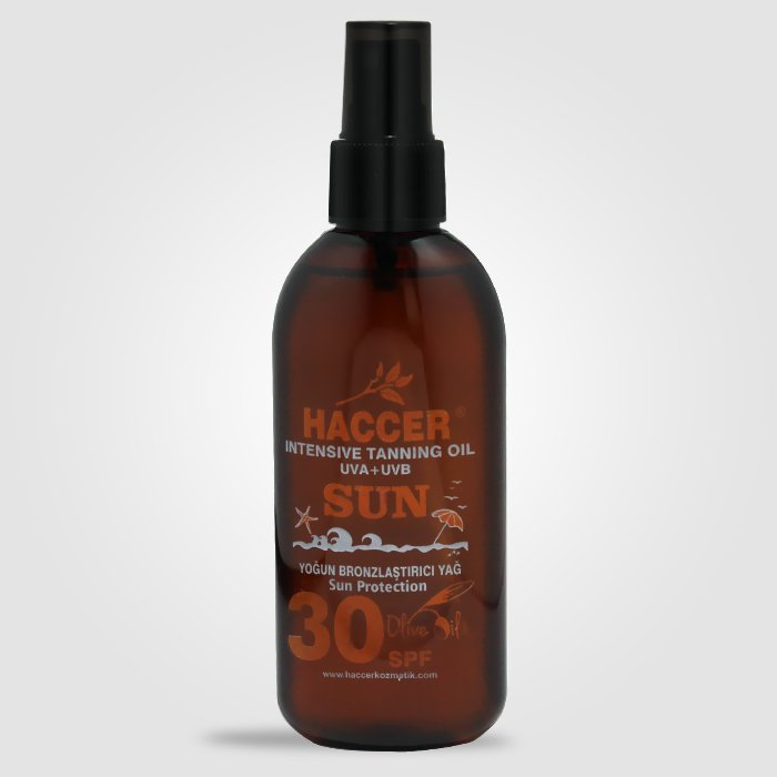 Haccer Intensive Tanning Oil 30 SPF