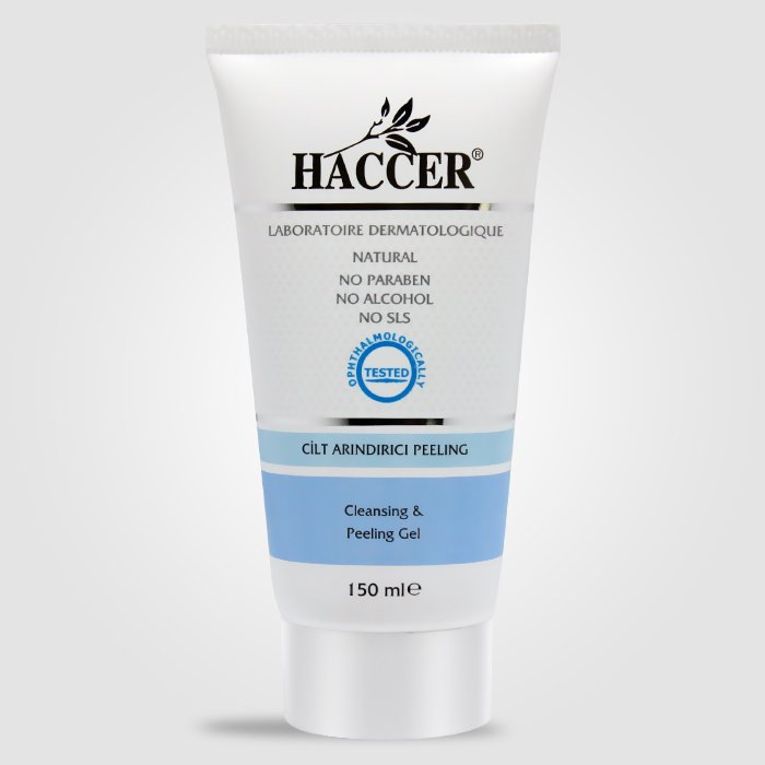 Haccer Natural Cleansing & Peeling Gel