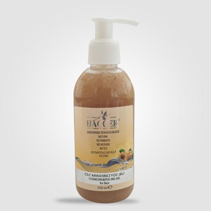 Haccer Natural Cleansing & Peeling Gel